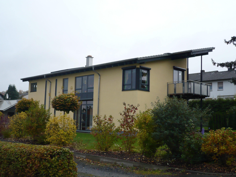Fassadengestaltung beispiele bungalow  Fassadengestaltung - Malerbetrieb Naumann